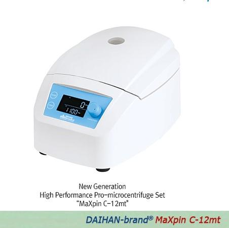MaXpin c-12mt Daihan Centrifuge