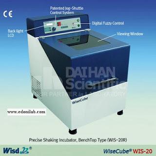 shaking incubator wis 20