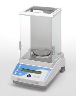 analytical balance, compact Handy
